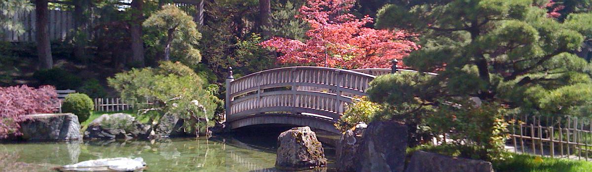 Manito Park Japanese Garden