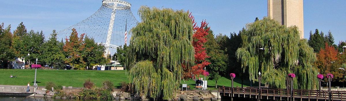 Riverfront Park Spokane WA